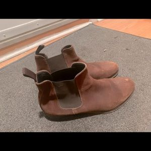 Used Chelsea boots